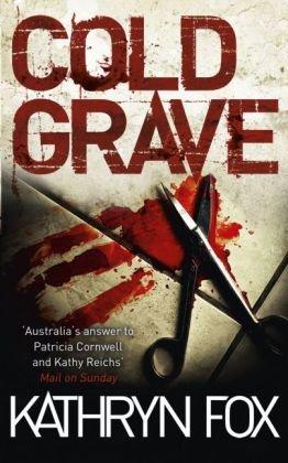 Cold Grave (Dr. Anya Crichton)