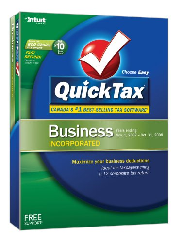 QuickTax 2007 Incorporated [OLD VERSION]