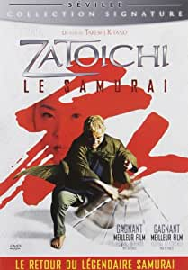 Zatoichi, The Blind Swordsman (2-Disc)  / Zatoichi, le Samurai (Bilingual) (Version française)