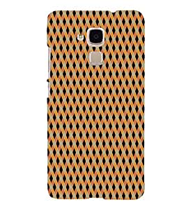 3D Pattern 3D Hard Polycarbonate Designer Back Case Cover for Huawei Honor 5C : Huawei Honor 7 Lite : Huawei GT3