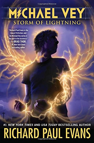 Michael Vey 5: Storm of Lightning (Michael Vey (Hardcover))