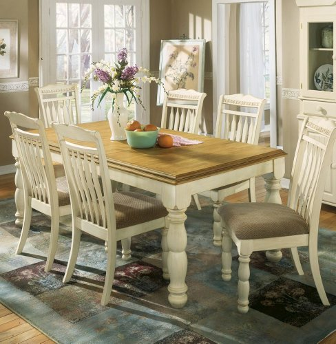 Furniture dining room furniture table chair farmhouse tables chairs - Cottage dining room table ...