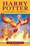 By J. K. Rowling - Harry Potter and the Order of the Phoenix (Book 5) (First Edition)