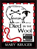 img - for Died in the Wool book / textbook / text book