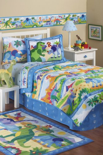 Olive Kids Dinosaurland Comforter