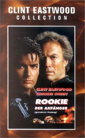 Rookie - Der Anfänger [VHS]