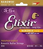 Elixir Phosphor Bronze - Medium
