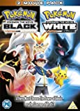 Pokémon the Movie: Black & Pokémon the Movie: White (Double Pack) [DVD]