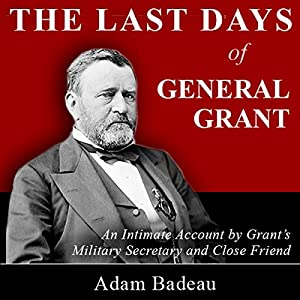 The Last Days of General Grant Audiobook