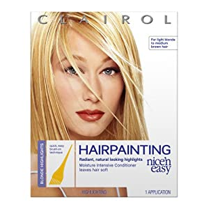 Clairol Nice 'n Easy Hair Paint, Blonde Highlights (Pack of 3)