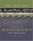 img - for A Survey of Mathematics with Applications book / textbook / text book