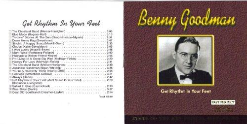 Benny Goodman - Get Rhythm In Your Feet - Zortam Music