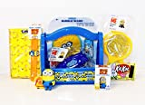 Despicable Me Minions Easter Candy and Toy Gift Basket with Peeps