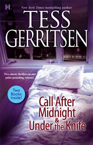 Call After Midnight & Under The Knife: Call After Midnight Under The Knife, TESS GERRITSEN