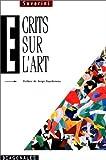 echange, troc Gino Severini - Ecrits sur l'art