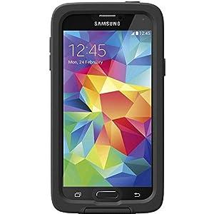 LifeProof fre, wasserdichte Schutzhülle für Samsung Galaxy S5, schwarz