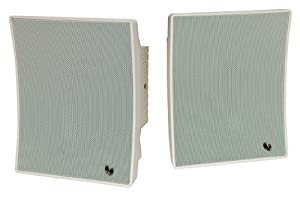 Infinity OUTRIGGER Outdoor Satellite Speaker Pair (White) (Discontinued by Manufacturer)