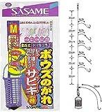 ささめ針(SASAME) X-003 ボウズのがれサビキ西 M