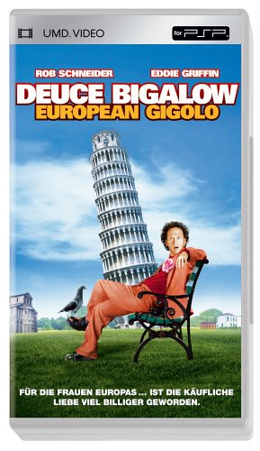 Deuce Bigalow: European Gigolo [UMD Universal Media Disc]