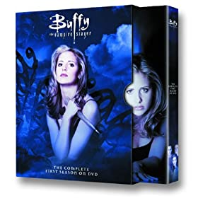 Buffy The Vampire Slayer - The Complete First Season (DVD) By Sarah Michelle Gellar          170 used and new from $0.01     Customer Rating: