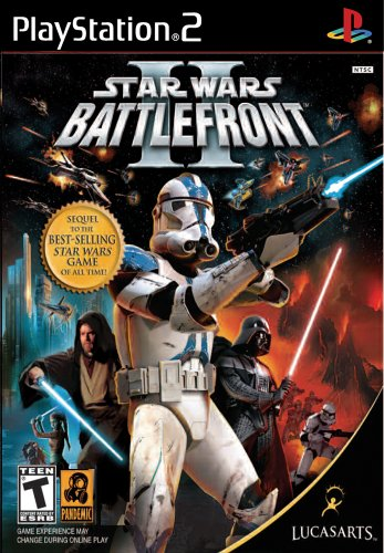 Star Wars - Playstation 2