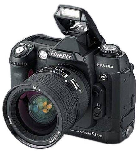 Fujifilm FinePix S2 Pro (Body Only)