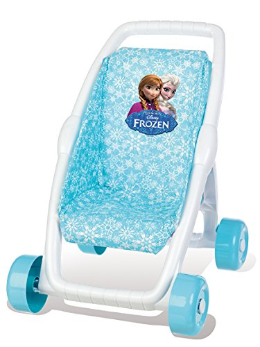 Smoby - 513845 - La Reine Des Neiges Frozen - 1ere Poussette