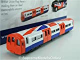 LONDON TUBE TRAIN MODEL CORGI GS88902 PACKAGED UNION JACK ISSUE K8967Q~#~