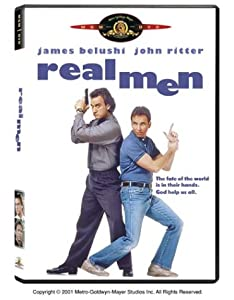 "Cover of ""Real Men"""