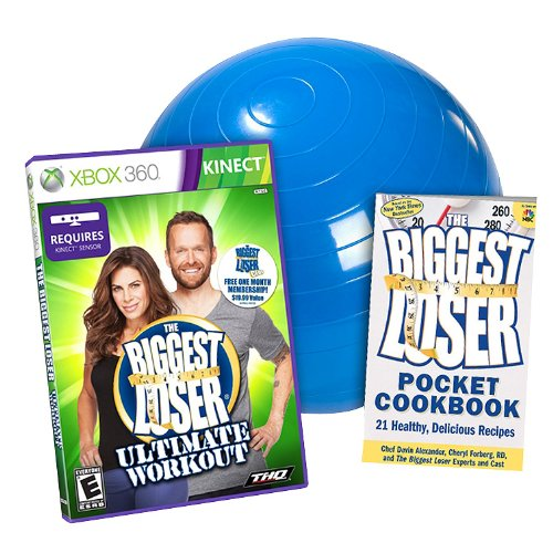 Biggest Loser Ultimate Workout Kinect Bundle