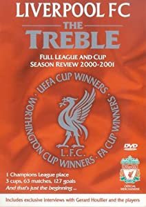 Liverpool Fc - The Treble Dvd from 2 Entertain Video
