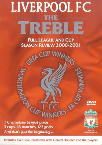 Liverpool Fc - the Treble [DVD]