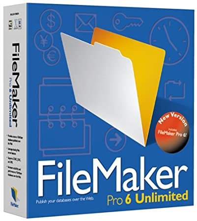 FILEMAKER PRO 6.0 UNLIMITED MUL ( 590200U )
