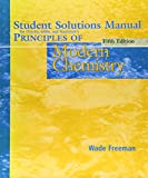 Student Solutions Manual for Oxtoby, Gillis, and Nachtrieb's Principles of Modern Chemistry