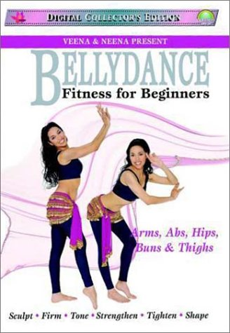 Bellydance Fitness for Beginners - Arms, Abs, Hips, Buns & Thighs