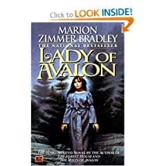 Lady of Avalon (Avalon, Book 3) by Marion Zimmer Bradley,&#32;John Jude Palencar and Diana L. Paxson