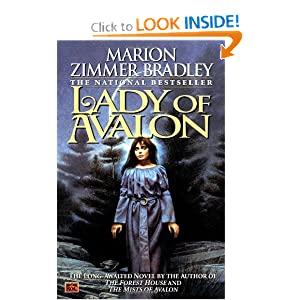Lady of Avalon (Avalon, Book 3) by Marion Zimmer Bradley, John Jude Palencar and Diana L. Paxson