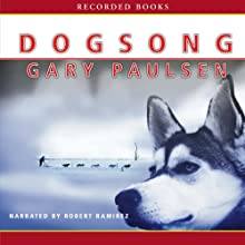 Dogsong Audiobook by Gary Paulsen Narrated by Robert Ramirez