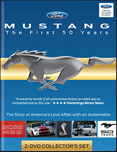 Mustang - The First 50