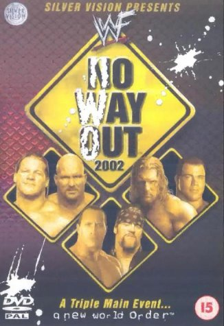WWF: No Way Out 2002 [DVD]