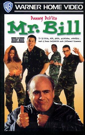 Mr. Bill [VHS]