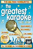echange, troc Greatest Karaoke DVD...Ever!, The (Various Artists) [Import anglais]