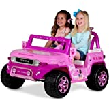 Disney Princess Toyota FJ Cruiser 12-Volt Battery-Powered Ride-On by crb power