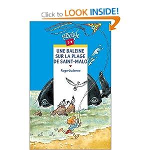 Une baleine sur la plage de saint malo rageot romans for Plage stickers uk