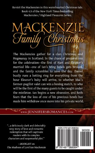 A Mackenzie Family Christmas: The Perfect Gift (Highland Pleasures)