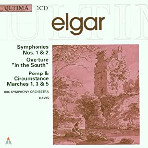 Elgar: Symphonies Nos. 1 & 2, 'In the South' Overture, Pomp & Circumstance Marches 1, 3 & 5