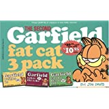 The Second Garfield Fat Cat 3 Pack