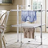 Lakeland Dry-Soon Electric 2-Tier Heated Indoor Clothes Airer (Costs Under 3p / Hour!)