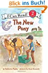Pony Scouts: The New Pony (I Can Read...