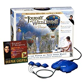 The Journey to Wild Divine Biofeedback Software & Hardware for PC & Mac